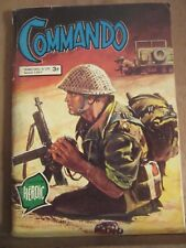Commando Trimestriel N°270/ Collection Héroïc, AREDIT, 1981