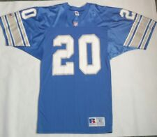 Vintage Barry Sanders Detroit Lions Russell Athletic Jersey Size 40