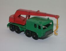 Matchbox Lesney No. 30 8 Wheel Crane oc15481