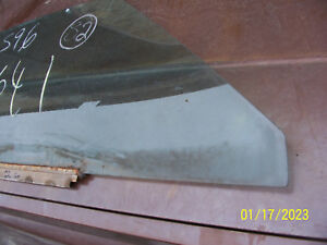 1978 1977 RIVIERA IMPALA COUPE OLDS 98 88 CATALINA RIGHT DOOR WINDOW GLASS