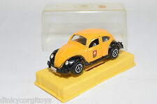 DINKY TOYS 262 VW VOLKSWAGEN BEETLE KAFER SWISS PTT POST POSTAL EXC. BOXED RARE