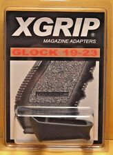 X-Grip Adapter (19-23) Use Glock 17/22/31 Magazine in 19/23/32 9mm/40/357