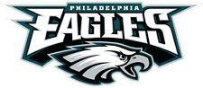 Philadelphia Eagles Decal ~ Car / Truck Vinyl Sticker - Wall Graphics, Cornhole