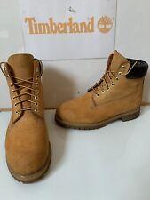 Timberland 6 Inch Premium Chukka Leather Boots Size UK 8.5 EU 43
