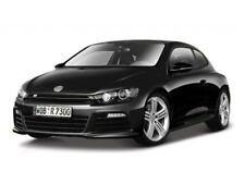 VW VOLKSWAGEN SCIROCCO R 1:24 Scale Black Diecast Car Model Die Cast Cars Models