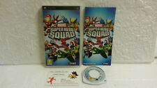 Jeu Vidéo Marvel Super Hero Squad Sony Playstation Portable PSP Complet 2 THQ