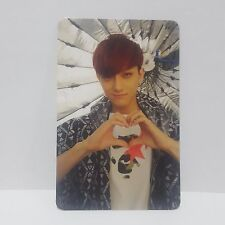 EXO EXO-M TAO Photocard XOXO Repackage Album Growl Official Zitao 타오 Photo Card