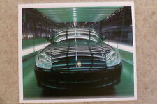 2003 Porsche Cayenne S Showroom Advertising Sales Poster RARE!! Awesome L@@K