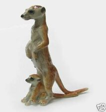 R102 - Northern Rose Miniature - Meerkat with Baby