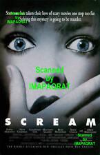SCREAM: Cox Drew David: 1997 Movie Print Ad  - Original