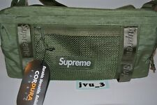 NEW FW20 SUPREME MINI DUFFLE BAG OLIVE box logo cdg authentic limited sold out