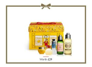 L'Occitane EXCLUSIVE FESTIVE COLLECTION For Her | Worth £29