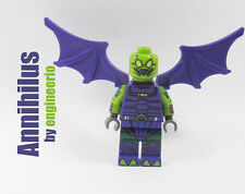 LEGO Custom - ANNIHILUS v2 - Marvel super heroes deadpool magneto mini figure