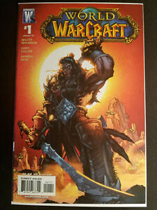World Of Warcraft #1 Jim Lee Cover - Wildstorm / DC Comics - NM - Key Issue