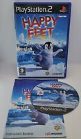 Happy Feet Video Game for Sony PlayStation 2 PS2 PAL TESTED