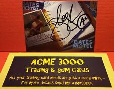 Breygent - Bates Motel Season 2 AUTOGRAPH CARD Keegan Connor Tracy AKC2 - Black