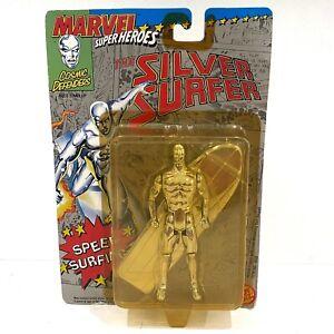 Toy Biz / Marvel / Cosmic Defenders Action Figure / Silver Surfer / New