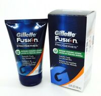 Gillette Fusion Intense Cooling Lotion Proseries 3.3oz NEW