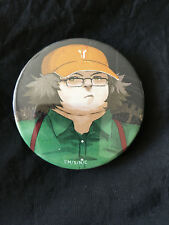 Steins;Gate 0 Daru Itaru Hashida Can Badge Pin Button