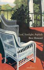 Leaf, Sunlight, Asphalt, , Ben Howard, Very Good, 2010-01-12,