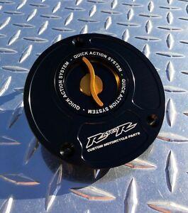 Quick Fuel Gas Cap - CBR 600RR 900RR 1000RR CB1000R 954 RC51 VFR800 VTR 1100XX
