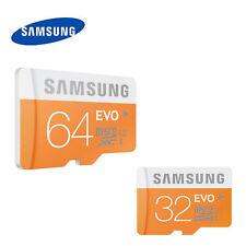 Samsung EVO Micro SD 32 Go 64 Go  Classe 10 Carte SDHC/SDXC