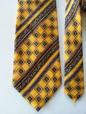 Bullock & Jones 100% Silk Men's Tie