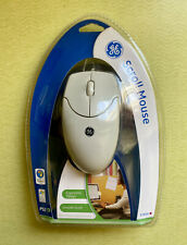 Vintage General Electric GE Scroll PS2 Mouse 97859 FACTORY SEALED