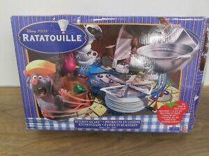 Mattel 2007 L3322 Disney Pixar Ratatouille Kitchen Quake Game Complete