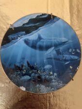 Lahaina Seaflight -Underwater Paradise by Robert Lyn Nelson Plate No J2313