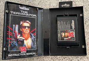 The Terminator - Sega Genesis / Mega Drive