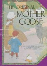 Original Mother Goose, Good, Fisher Wright, Blanche, Book