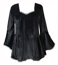 Square Neck Tunic, Kaftan Classic Casual Women's Tops & Shirts
