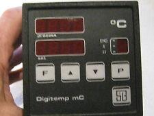 Digitemp mc regolatore di temperatura/programma REGOLATORE PER FORNI/fornaci/clima dispositivi???