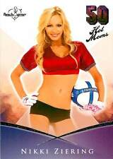 Nikki Ziering 4 2013 Bench Warmer Bubble Gum 50 Hot Moms