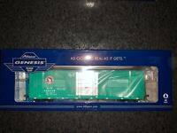 HO Scale Athearn Genesis 50 ft. PC&F Box Car Great Northern #200029