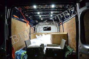 Vauxhall Vivaro Super Bright Van Interior Load LED Light Kit