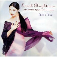 CD - SARAH BRIGHTMAN TIMELESS ( TWEEDE-HANDS / USED / OCCASION)