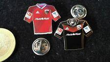 Bundesliga DFB DFL 2 Trikot Pin Satz FC Ingolstadt 04 Home & Away 2016/17
