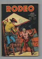 RODEO n° 328. Décembre 1978 - éditions LUG. TBE