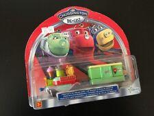 CHUGGINGTON TRAIN DIE-CAST  FOSTINI'S ICE CREAM CARS #MOSC