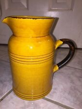 """Terre Provence Made in France  8"""" Pitcher"""
