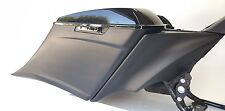 "97- 08 Harley Davidson 7"" 14"" Saddlebags,Fender,Lids,Side Cover"
