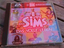 EA / BILD INTERACTIVE Die Sims Das volle Leben, Erweiterungs CD, 2000