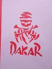 1362 hablonen Dakar Mylarfolie Shabby Stencil Wandtattoos Wandbilder Airbrush