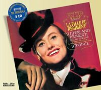 Joan Sutherland - Donizetti La Fille du Regiment (DECCA The Originals) [CD]
