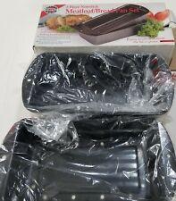 Norpro Nonstick Meat Loaf/Bread Pan Set