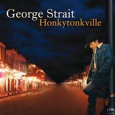 George Strait - Honkytonkville   (CD  2003)