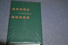 NAPOLEON ...Belle Edition illustrée sous Reliure .Coll GENIES et REALITES / B5