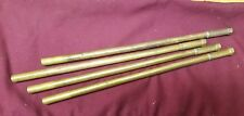 Four (4) Bach Strad 25LR Trumpet Lead Pipes / Parts - Repair